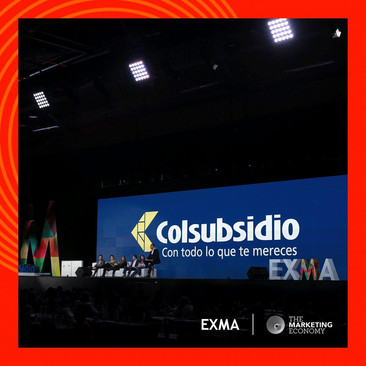EXMA 2018 – Main Stage