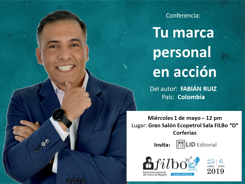 32ª Feria Internacional del Libro de Bogota (Filbo 2019)